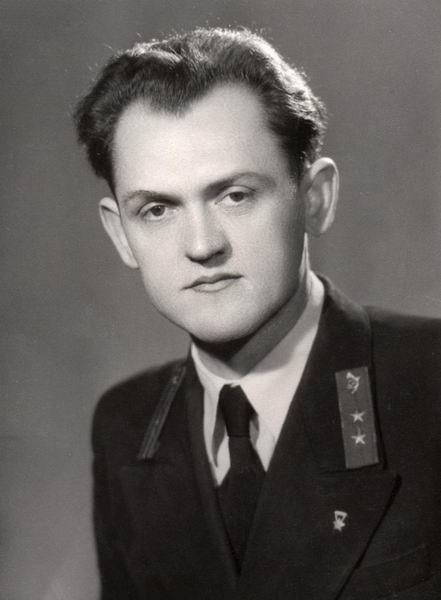 Simon Lajos technikus, Veszprém 1955