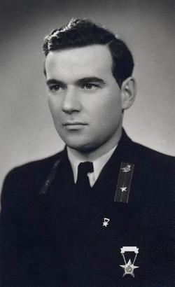 Szücs Miklós műszerész, Cegléd 1955