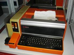 Távgépírók - RFT F1100 Leltári szám T15