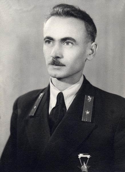 Fodor László csoportvezető, Karcag 1955.