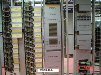 7A2 rotary távbeszélő központ Leltári sz