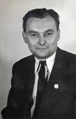 Varjú Ferenc csoportvezető, Budapest 195