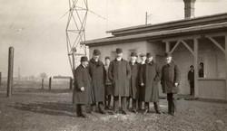Látogatás a csepeli rádióállomáson