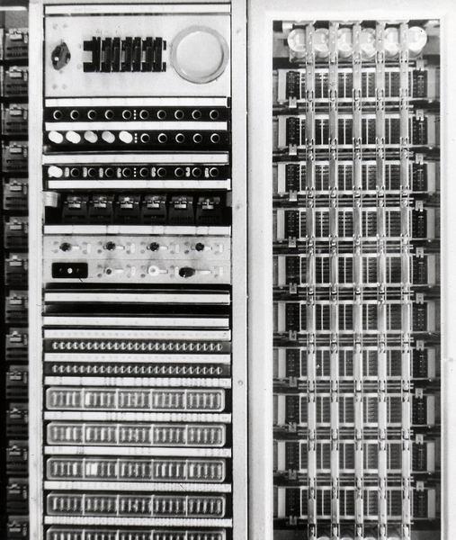 Crossbar gép és vizsgálósáv