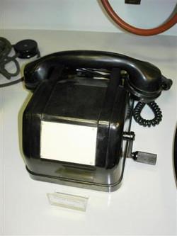 LB 67 típusu (Bolgár) telefon