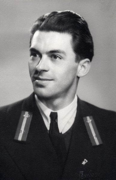 Mészáros János műszerész, Kecskemét 1955