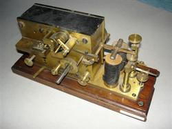 Morse távírók - Kékíró (Siemens Halske)