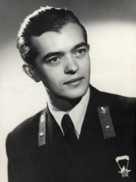 Hegedüs István technikus, Miskolc 1954