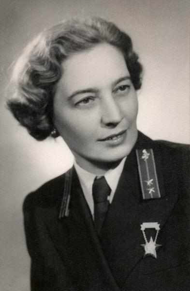 Dávid Erzsébet kezelő, Budapest 1954