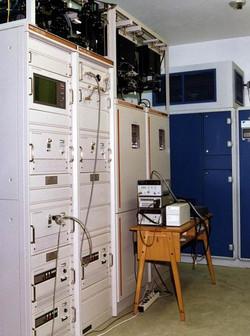 Intelsat AOR teljesítményerősítő tv- és