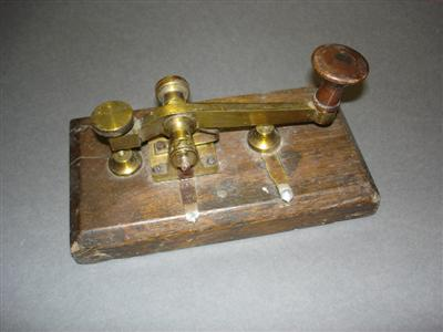 Morse távírók - Morse billentyű Leltári