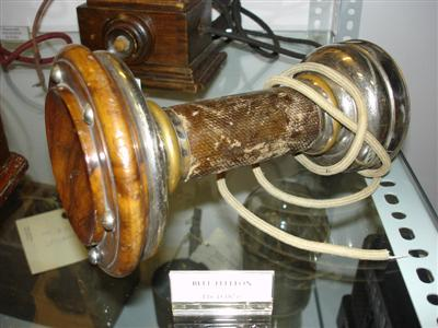 Bell-féle mágnestelefon Leltári szám T16