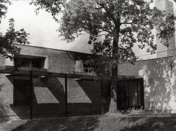 A crossbar mintaközpont épülete Balatonf