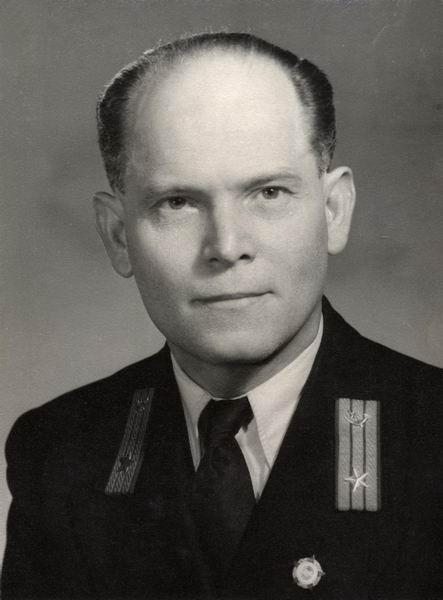 Kristóf Ferenc csoportvezető, Budapest 1