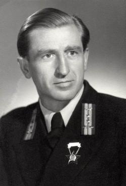 Hajdu László csoportvezető, Miskolc 1956