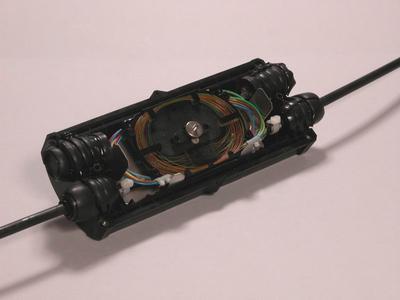 Fv 5x2 fényvezető szálas kábel szálkötés