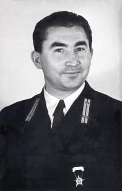 Béres István technikus, Budapest 1954