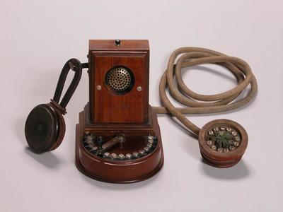 Vonalváltós telefonkészülék