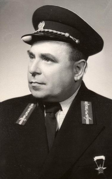 Bilkei Béla csoportvezető, Budapest 1955