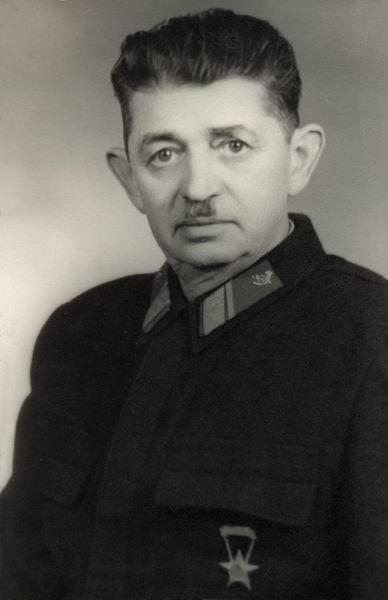 Zombori János gépész, Keszthely 1955