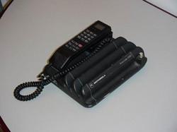 Motorola Associate 2000 mobiltelefon