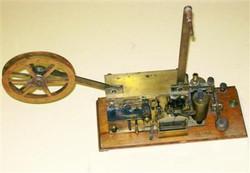 Morse távírók - Francia katonai Morse tá