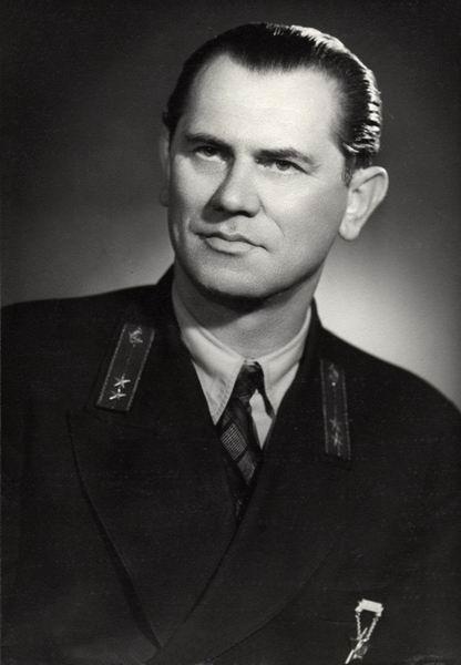 Tóth Sándor technikus, Szeged 1955