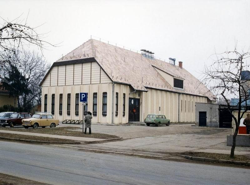 Kőszegi távbeszélőközpont és postahivata