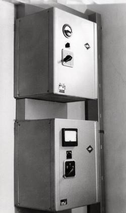 AFT típusú töltők az ECR 41 rurál végköz