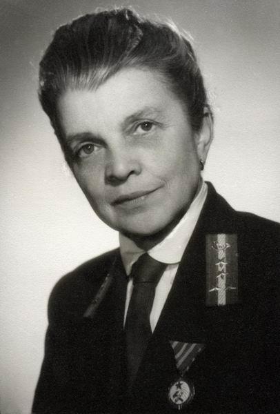Kovács Sándorné főcsoportvezető, Budapes