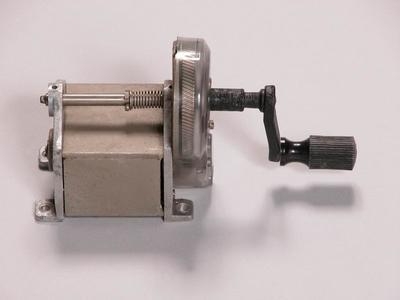 Induktor LB 55 típusú távbeszélő készülé