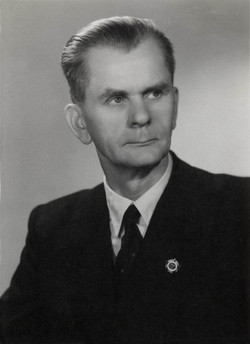 Papp Pál gócvezető, Hatvan 1955