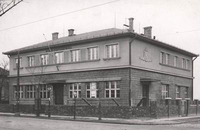 A Zugló távbeszélő mellékközpont épülete