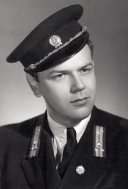 Bogáncs Lajos gócvezető, Miskolc 1954
