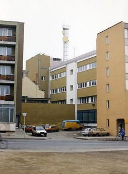 Szombathelyi postaműszaki épület (2)