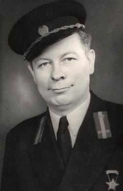 Szabó József technikus, Tatabánya 1954