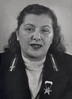 Kiss Margit kezelő, Budapest 1955