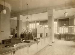 Nagykanizsai postaház Közönségtér