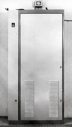 CR 21 típusú rurál végközpont felszerelv