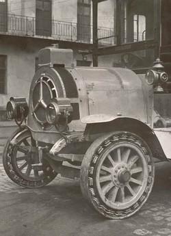 30 lóerős, Marta-Westinghause típusú aut