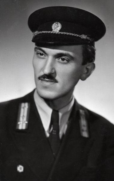 Papp Gábor gócvezető, Debrecen 1951