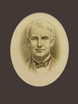 Thomas A. Edison (1847-1931)