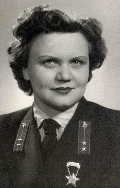 Major Lászlóné kezelő, Budapest 1955