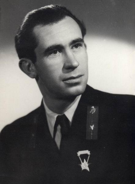 Rudinszky János technikus, Miskolc 1954.