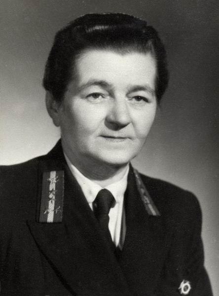 Wittmann Anna csoportvezető, Budapest 19