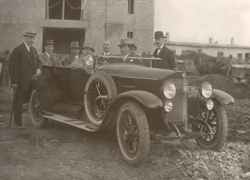 Benz típusú személygépkocsi