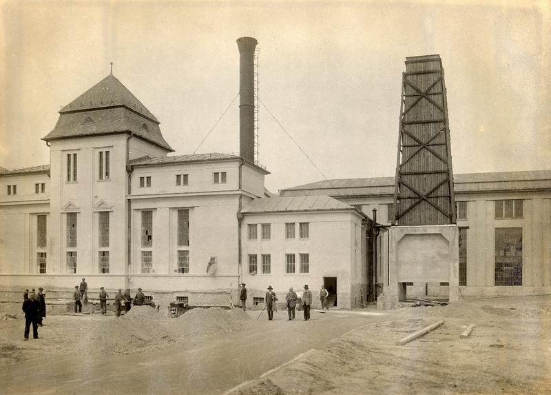 Kazánház