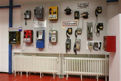 Nyilvános telefonkészülékek