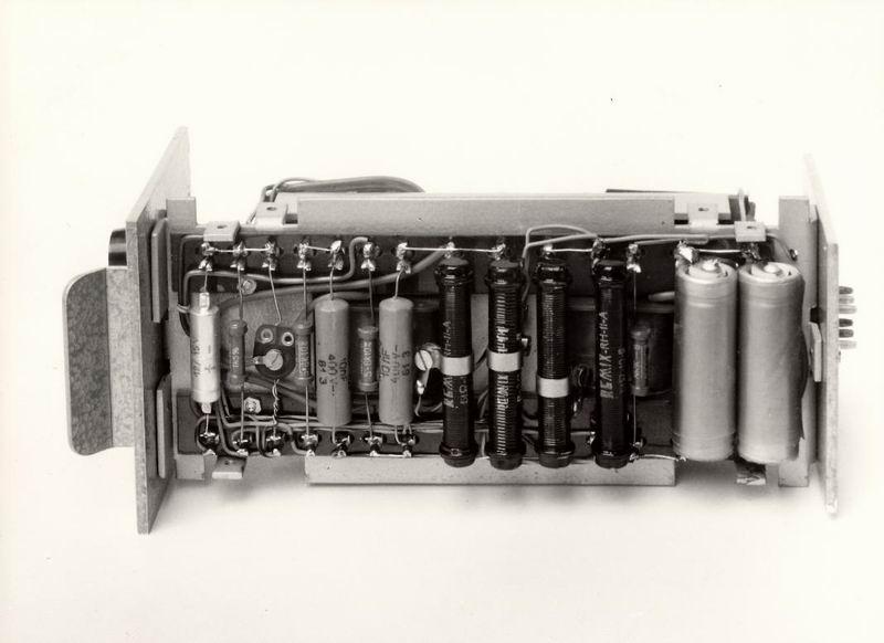 4 W-os tranzisztoros erősítő a hangos ut