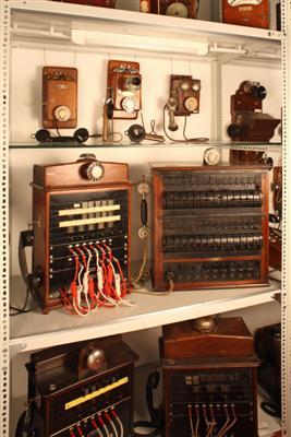 CB telefonok és központok